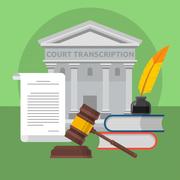 Court Transcription Services